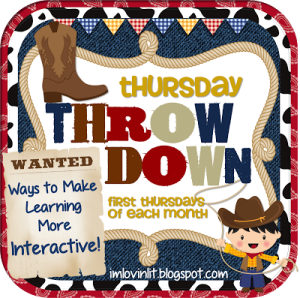 Yee Haw! Thursday Throw Down #1
