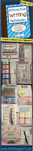 Interactive Writing Notebooks ~ Here at Last!