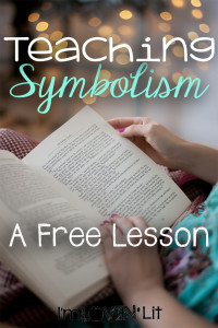 Teaching Symbolism & The Giver