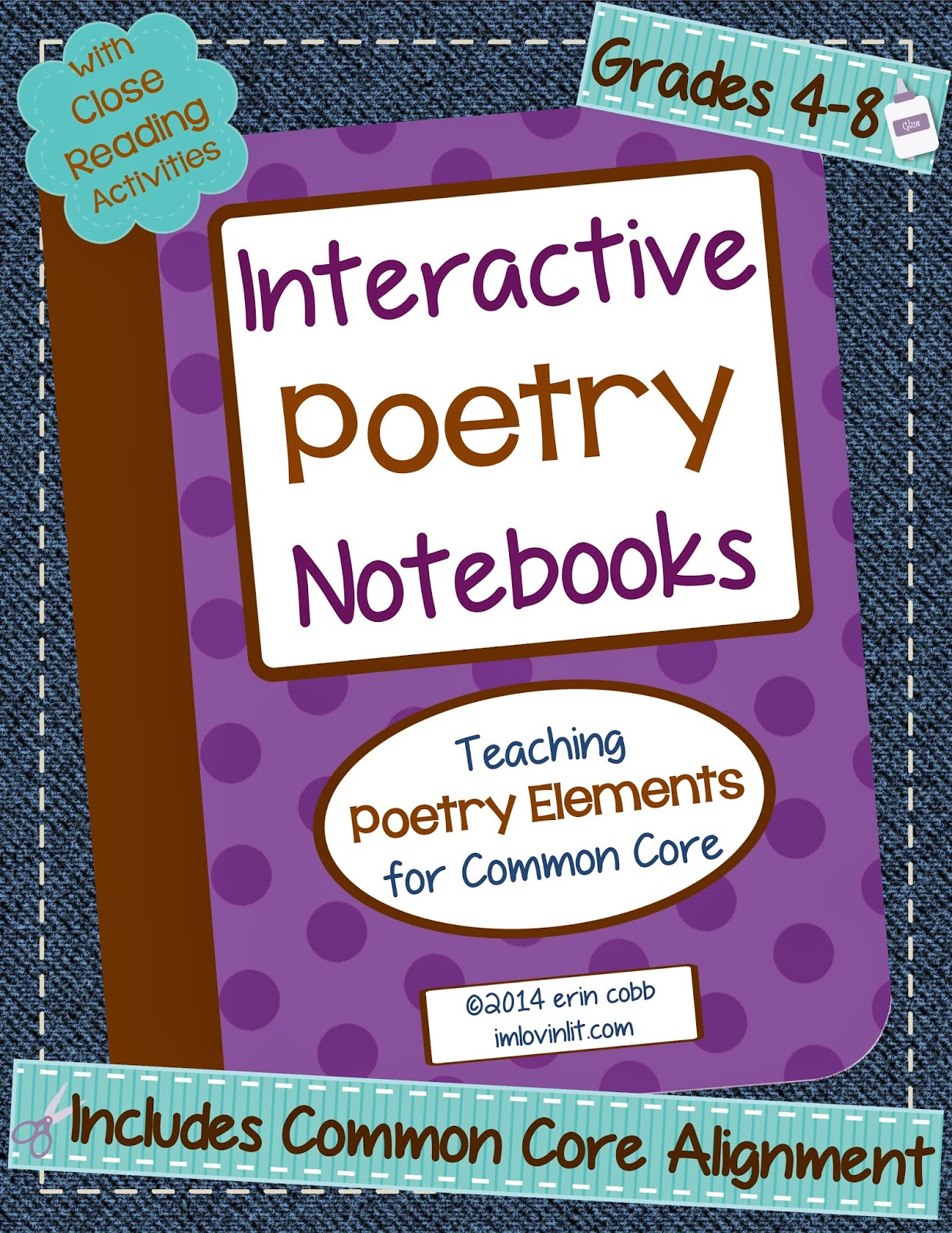 Quick Peek at My Week ~ Poetry Notebooks & Middle School Conference!