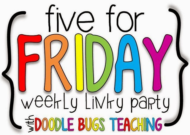 Five for Friday ~ Busy Busy Busy! and… NEWS!