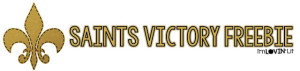 Saints Victory Freebies 2015