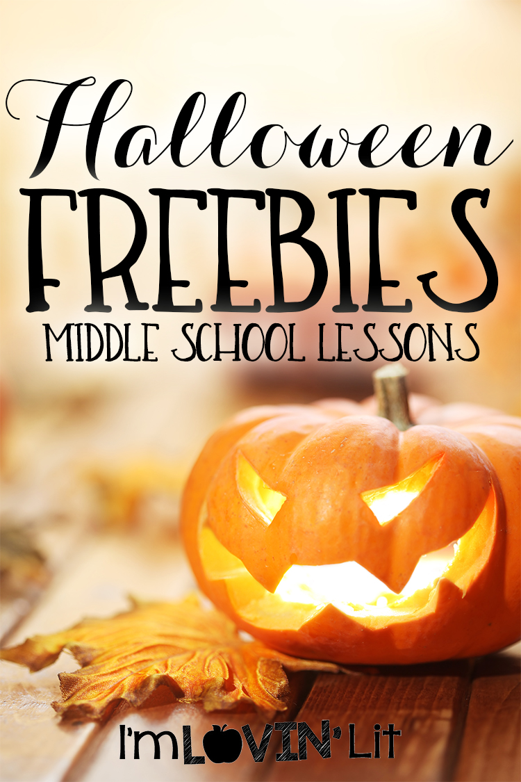 Halloween Freebies!