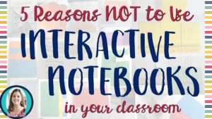 5 Reasons NOT to Use Interactive Notebooks