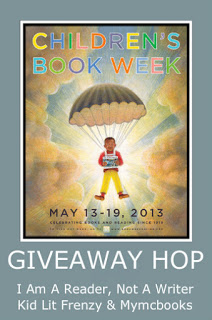 It's Monday, What Are You Reading? AND Children's Book Week Giveaway HOP!