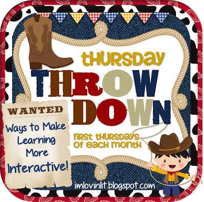 Thursday Throw Down #2 ~ Interactive Notebooks FAQ and a FREEBIE!