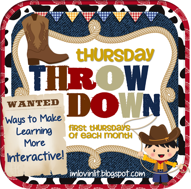 Thursday Throw Down! Taking the Next Step With Interactive Notebooks AND Where to Find FREE Nonfiction Text Articles