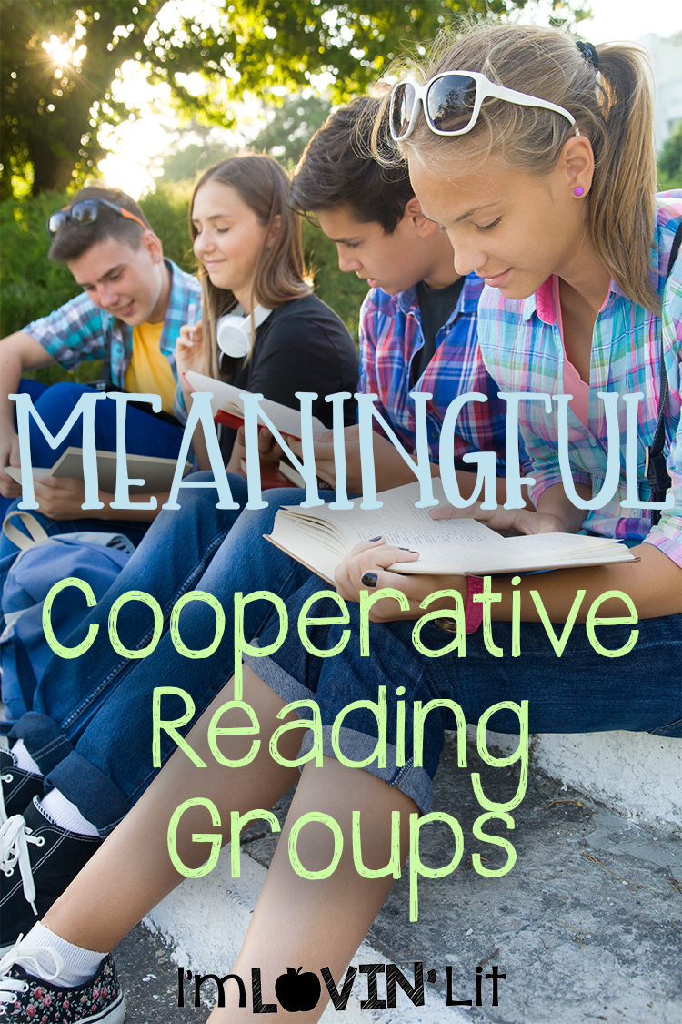 Thursday Throw Down #5: Meaningful Cooperative Reading Groups