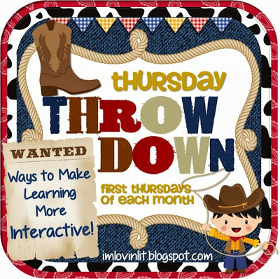 Get Ready for Thursday Throw Down! Meaningful Group Reading