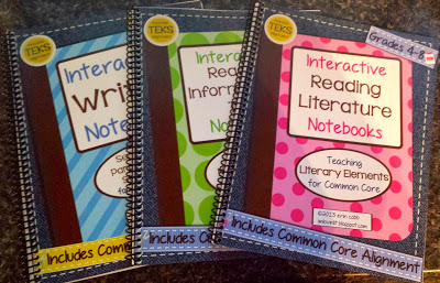 Win a Spiral Bound Hard Copy Interactive Notebook!
