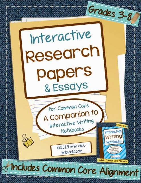WINNERS! Pin It to Win It ~ Interactive Research Papers