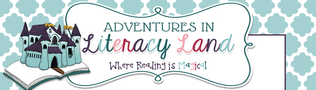 Adventures in Literacy Land Blog Launch