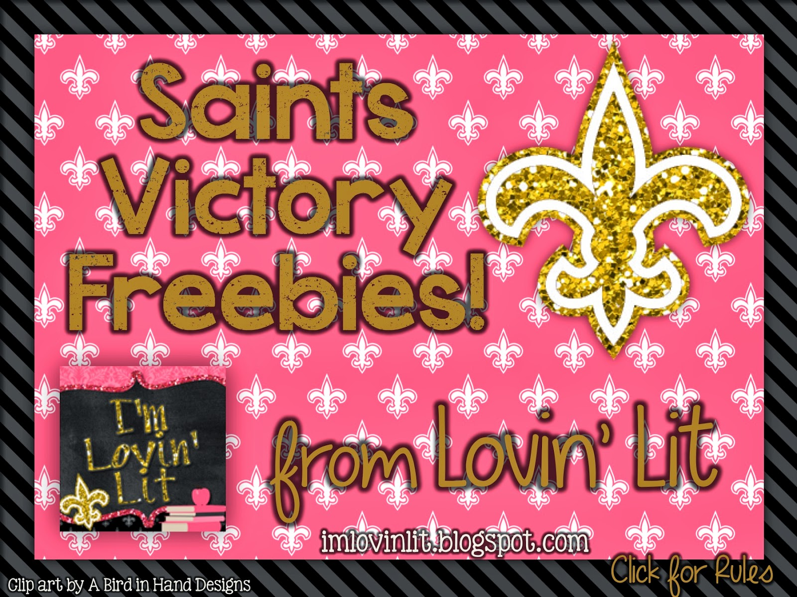 Victory Freebies #3!
