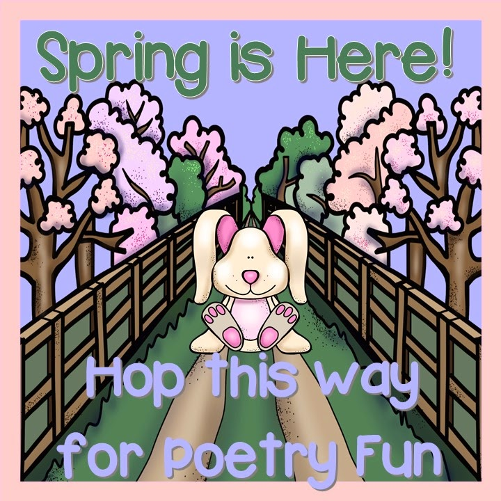 Spring is Here! Poetry Hop: Poetic Devices