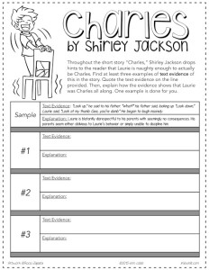 Your First Day of School Lesson Plans!