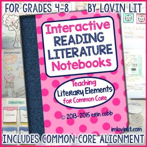 MAJOR UPDATES to the Literature Notebook!