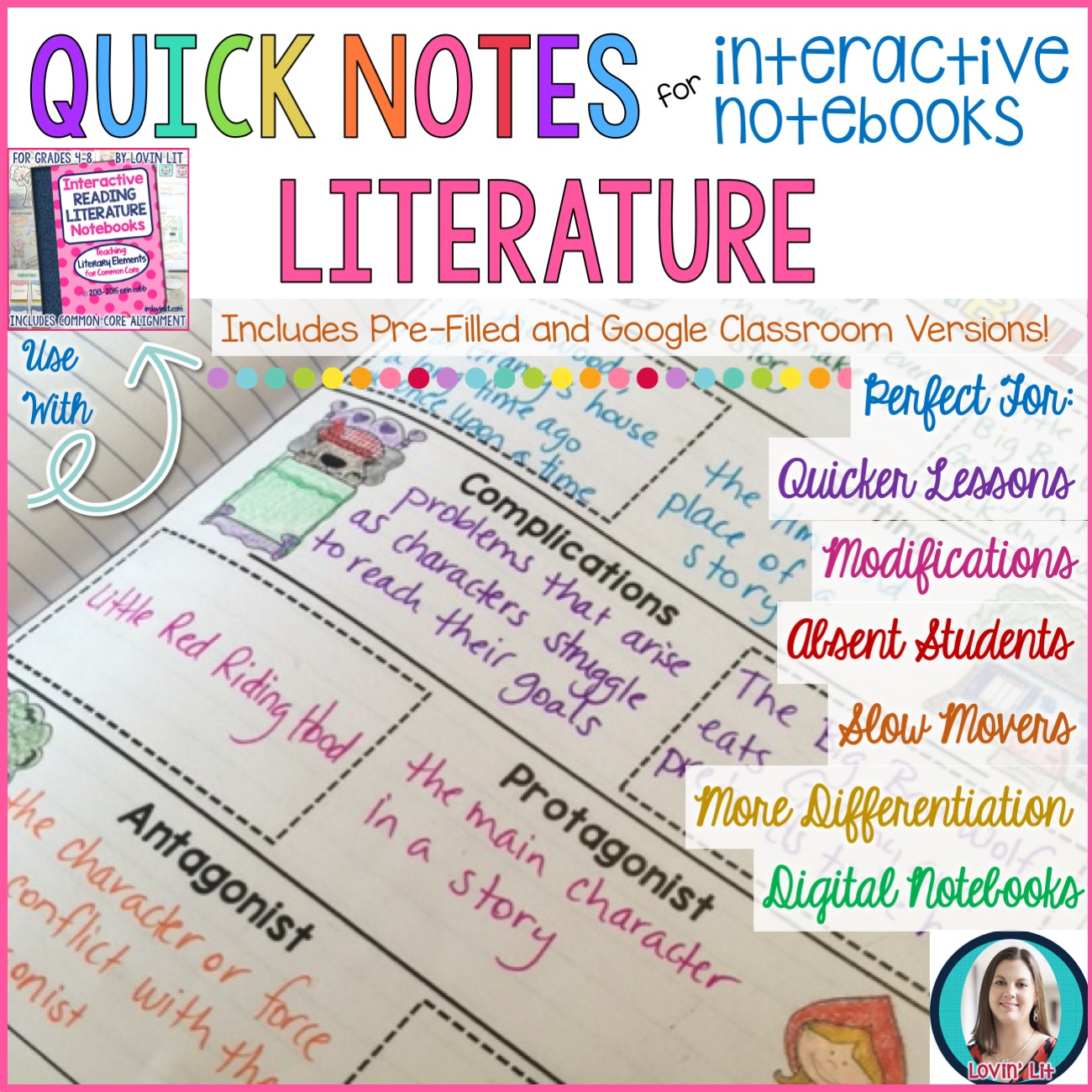 The SOLUTION to All of Your Interactive Notebook Woes IS HERE!
